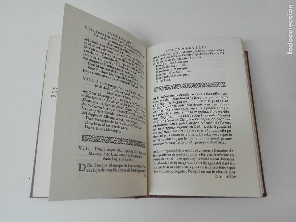 Libros antiguos: Coleccion de clasicos castellanos edicion limitada y numerada de 1499 ejemplares muy buen estado - Foto 5 - 127791803