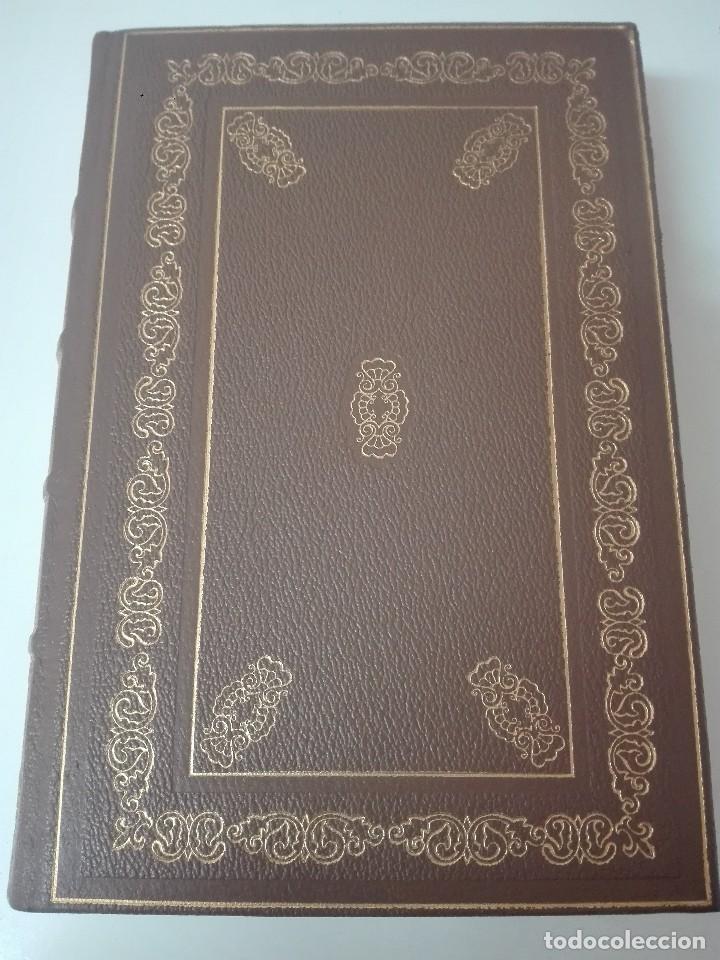 Libros antiguos: Coleccion de clasicos castellanos edicion limitada y numerada de 1499 ejemplares muy buen estado - Foto 6 - 127791803