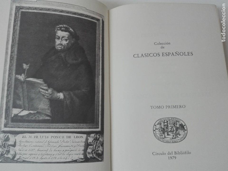 Libros antiguos: Coleccion de clasicos castellanos edicion limitada y numerada de 1499 ejemplares muy buen estado - Foto 7 - 127791803