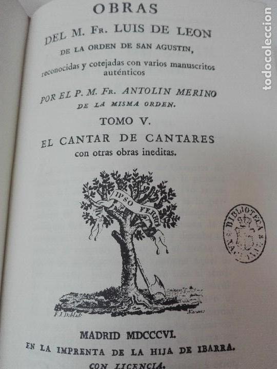 Libros antiguos: Coleccion de clasicos castellanos edicion limitada y numerada de 1499 ejemplares muy buen estado - Foto 11 - 127791803
