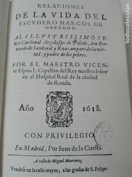 Libros antiguos: Coleccion de clasicos castellanos edicion limitada y numerada de 1499 ejemplares muy buen estado - Foto 13 - 127791803