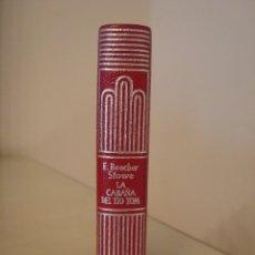 Libros antiguos: HARRIET BEECHER STOWE. LA CABAÑA DEL TÍO TOM. AGUILAR. CRISOL 143.. Lote 128220163