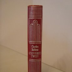 Libros antiguos: CHARLES DICKENS. OLIVER TWIST. AGUILAR. CRISOL 180.. Lote 128221415
