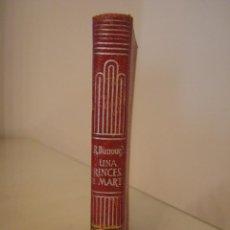 Libros antiguos: EDGAR RICE BURROUGHS. UNA PRINCESA DE MARTE. AGUILAR. CRISOL 207.. Lote 128390207