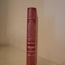 Libri antichi: EDGAR RICE BURROUGHS. UNA PRINCESA DE MARTE. AGUILAR. CRISOL 207.. Lote 128391087