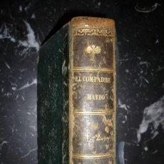 Libros antiguos: EL COMPADRE MATEO O BATURRILLO DEL ESPIRITU HUMANO 1820 PARIS TOMO 1º-2º. Lote 128673683