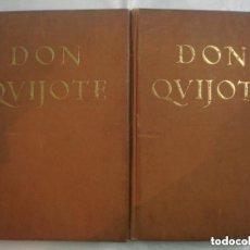Libros antiguos: EDICIÓN LUJOSA EN BUEN PAPEL DE SATURNINO CALLEJA. 2 TOMOS EN PIEL.1927. FOLIO. Lote 128679399
