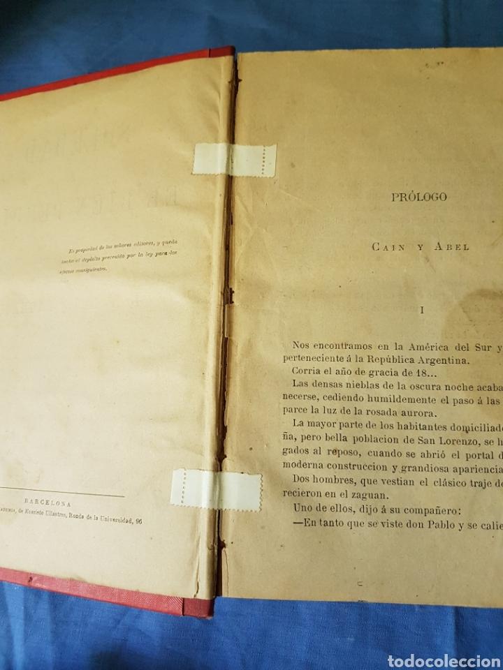 Libros antiguos: Novela Soledad 2 tomos 1880 Pacheco - Foto 4 - 129518007