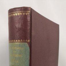Libros antiguos: EL INGENIOSO HIDALGO. MIGUEL DE CERVANTES SAAVEDRA. 2 TOMOS EN 1. BARCELONA. 1881.. Lote 130159967