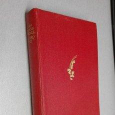 Libros antiguos: PLATERO Y YO (ELEGÍA ANDALUZA) / JUAN RAMÓN JIMÉNEZ / MADRID 1934. Lote 130160959