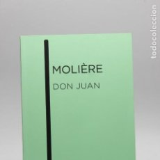 Libros antiguos: DON JUAN - MOLIERE. Lote 127530383