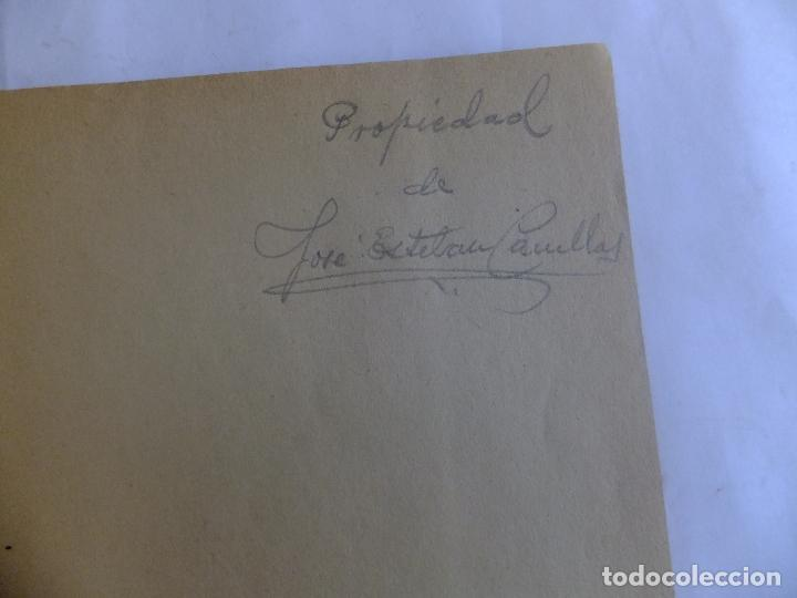 Libros antiguos: Juan Ramón Jimenez Platero y Yo ed, Losada Buenos Aires .Ilustracion Attilio Rossi - Foto 5 - 130454114