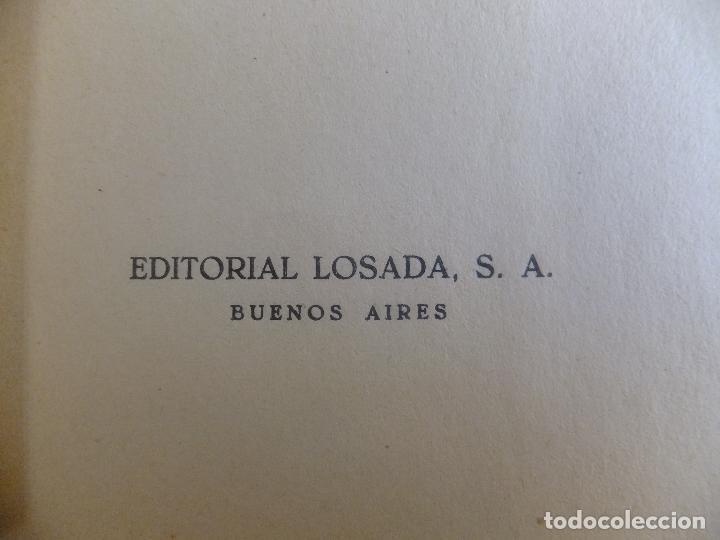 Libros antiguos: Juan Ramón Jimenez Platero y Yo ed, Losada Buenos Aires .Ilustracion Attilio Rossi - Foto 6 - 130454114