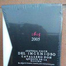 Libros antiguos: EDICIÓN ESPECIAL EL INGENIOSO HIDALGO DON QUIJOTE DE LA MANCHA. EDICIÓN CENTENARIO 2005. . Lote 130730304