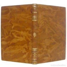 Libros antiguos: 1920 - 1ª ED. - LLORENÇ RIBER: ELS CAMINS DEL PARADÍS PERDUT - ENCUADERNACIÓN DE LUJO, PLENA PIEL. Lote 131099856