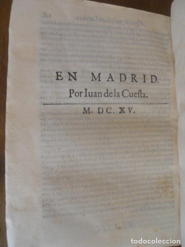 Libros antiguos: LOS CINCO PRIMEROS LIBROS DE LOS ANNALES DE TÁCITO. JUAN DE LA CUESTA, 1615. IMPRENTA QUIJOTE - Foto 7 - 131113192