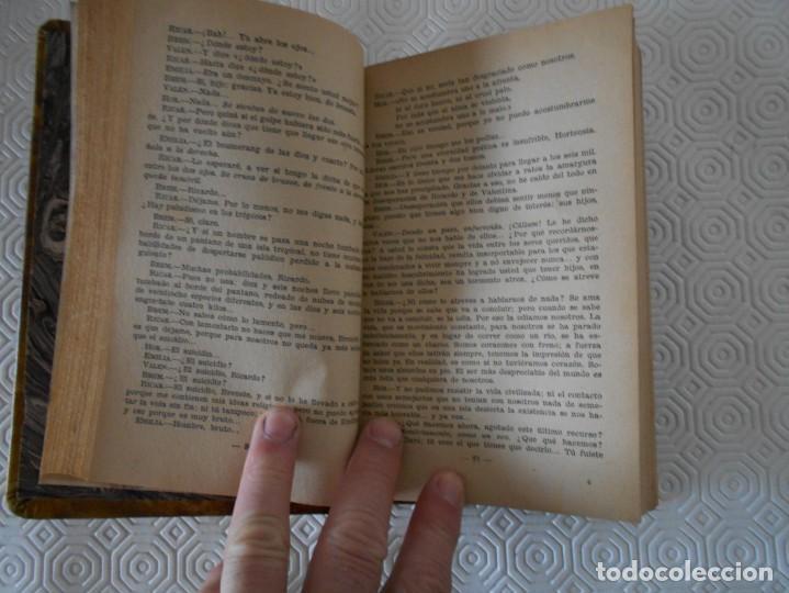 Libros antiguos: JARDIEL PONCELA. DOS FARSAS Y UNA OPERETA. TOMO REENCUADERNADO EN PIEL. 335 PAGINAS. AÑO 1939. BIBLI - Foto 2 - 131143120