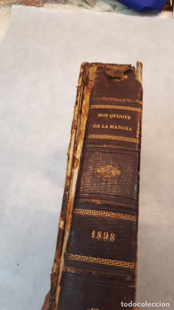 EL QUIJOTE. EDICIÓN 1863. (Libros antiguos (hasta 1936), raros y curiosos - Literatura - Narrativa - Clásicos)