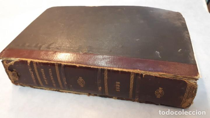 Libros antiguos: El Quijote. Edición 1863. - Foto 2 - 131787754