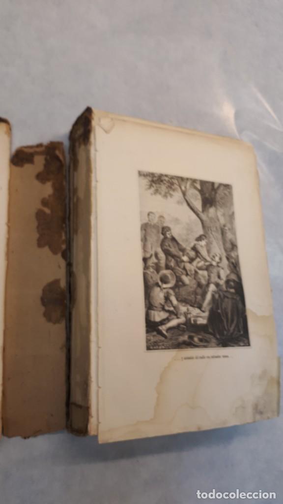 Libros antiguos: El Quijote. Edición 1863. - Foto 4 - 131787754