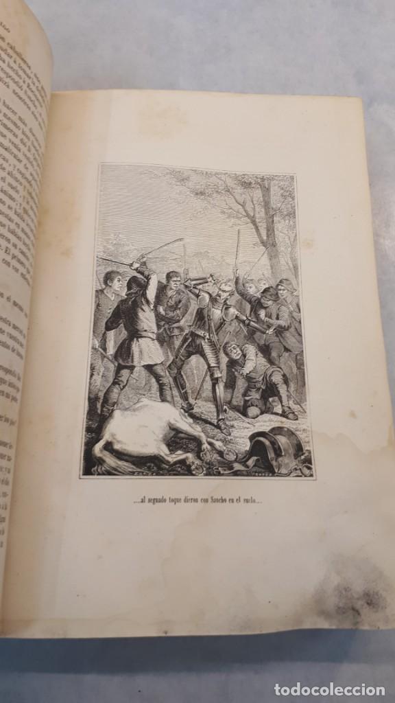 Libros antiguos: El Quijote. Edición 1863. - Foto 10 - 131787754