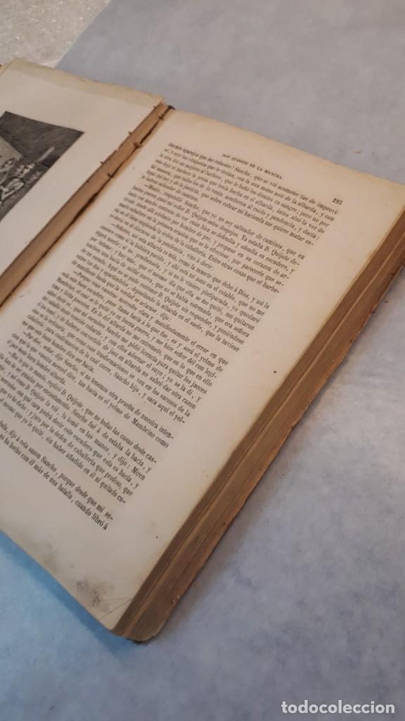 Libros antiguos: El Quijote. Edición 1863. - Foto 13 - 131787754