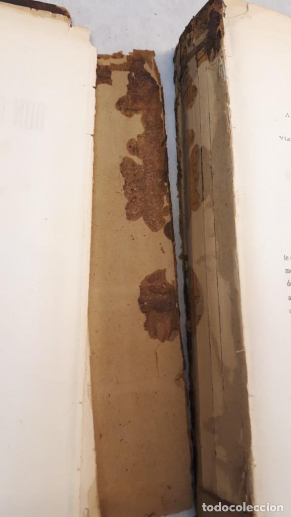 Libros antiguos: El Quijote. Edición 1863. - Foto 14 - 131787754