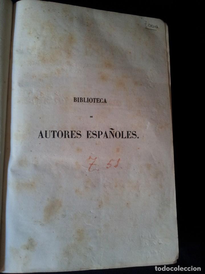 Libros antiguos: BIBLIOTECA DE AUTORES ESPAÑOLES, ESCRITORES EN PROSA ANTERIORES AL SIGLO XV - TOMO 51 - 1860 - Foto 2 - 132013614