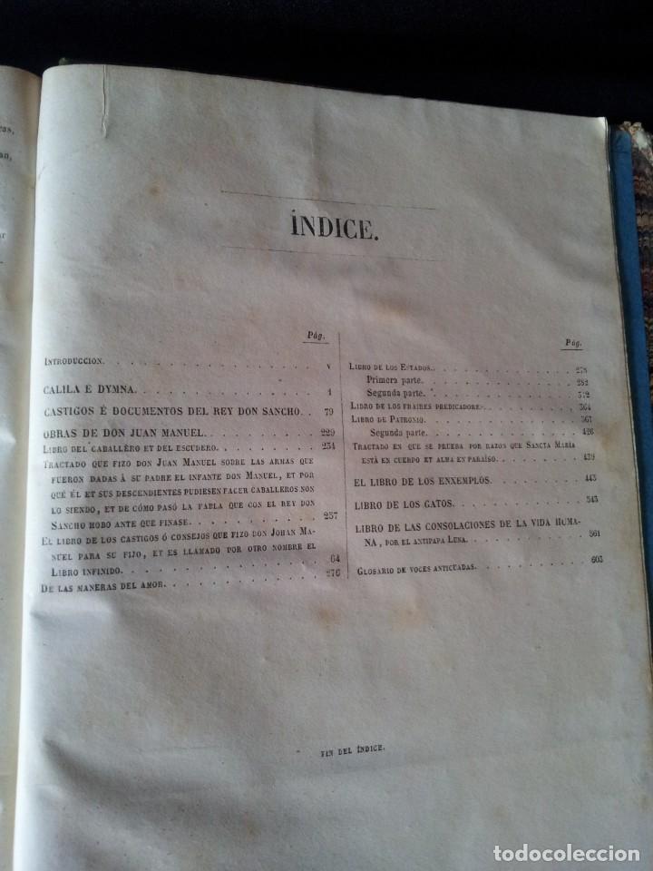 Libros antiguos: BIBLIOTECA DE AUTORES ESPAÑOLES, ESCRITORES EN PROSA ANTERIORES AL SIGLO XV - TOMO 51 - 1860 - Foto 4 - 132013614