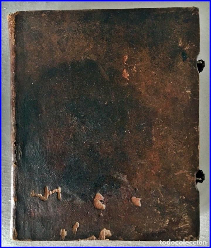 Libros antiguos: AÑO 1756: OBRAS DE SANTA TERESA DE JESÚS. LIBRO DEL SIGLO XVIII CON CIERRE METÁLICO. 21,50 CM. - Foto 5 - 132083394