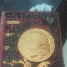 Libros antiguos: DRAMAS DE C.F. SCHILLER. BIBLIOTECA ARTE Y LETRAS 1882 PRIMERA EDICIÓN. Lote 132098439