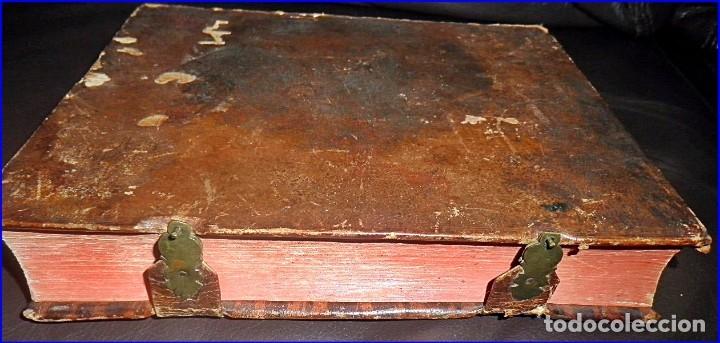 Libros antiguos: AÑO 1756: OBRAS DE SANTA TERESA DE JESÚS. LIBRO DEL SIGLO XVIII CON CIERRE METÁLICO. 21,50 CM. - Foto 8 - 132083394