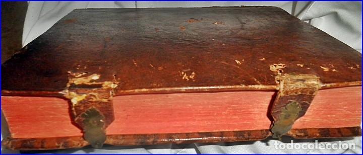 Libros antiguos: AÑO 1756: OBRAS DE SANTA TERESA DE JESÚS. LIBRO DEL SIGLO XVIII CON CIERRE METÁLICO. 21,50 CM. - Foto 9 - 132083394