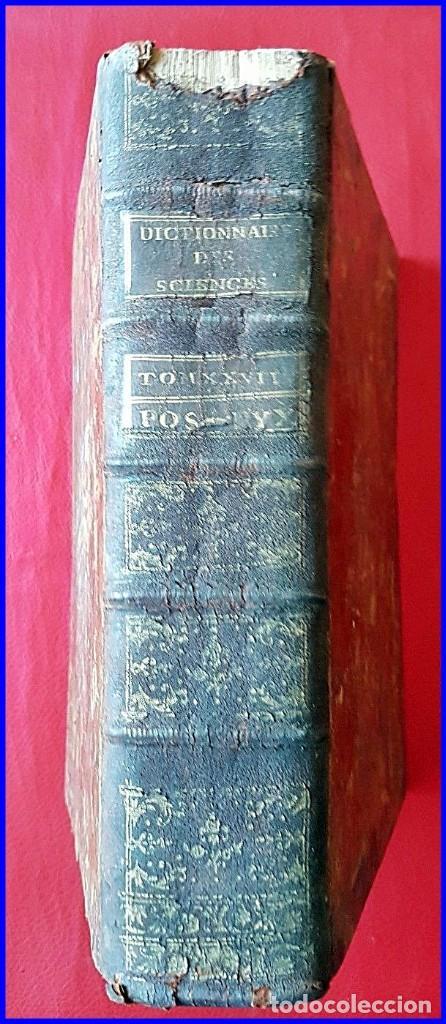 Libros antiguos: AÑO 1779: LA ENCICLOPEDIA DE DIDEROT. SIGLO XVIII. 26CM. Y CASI 1000 PÁGINAS - Foto 3 - 161627402