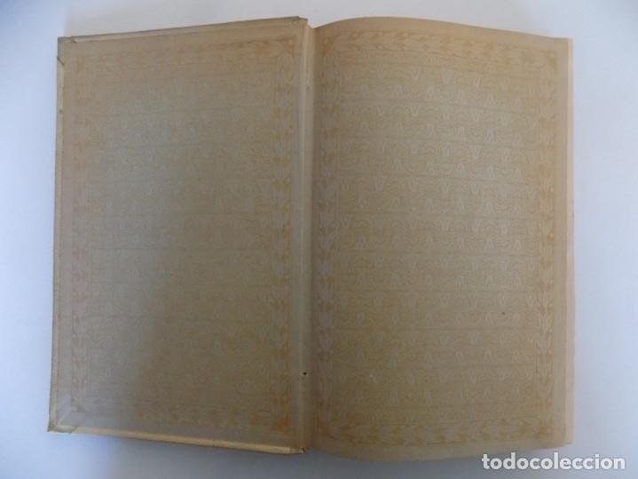 Libros antiguos: LIBRERIA GHOTICA.LUJOSA EDICIÓN MONTANER Y SIMON. LUZ Y SOMBRAS. 1907. GRABADOS. - Foto 2 - 231681310