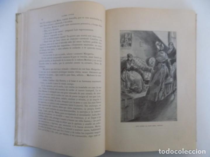 Libros antiguos: LIBRERIA GHOTICA.LUJOSA EDICIÓN MONTANER Y SIMON. LUZ Y SOMBRAS. 1907. GRABADOS. - Foto 5 - 231681310