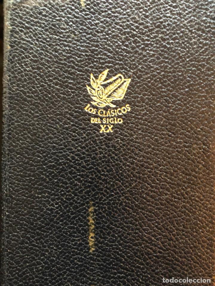 Libros antiguos: maxence van der meersch obras completas tomo II Plaza y Janés 1974 - Foto 2 - 133017862