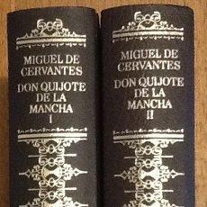 Libros antiguos: DON QUIJOTE DE LA MANCHA - COLECCIÓN DIRIGIDA POR CALVO-SOTELO Y LUÍS BORGES. Lote 133146126