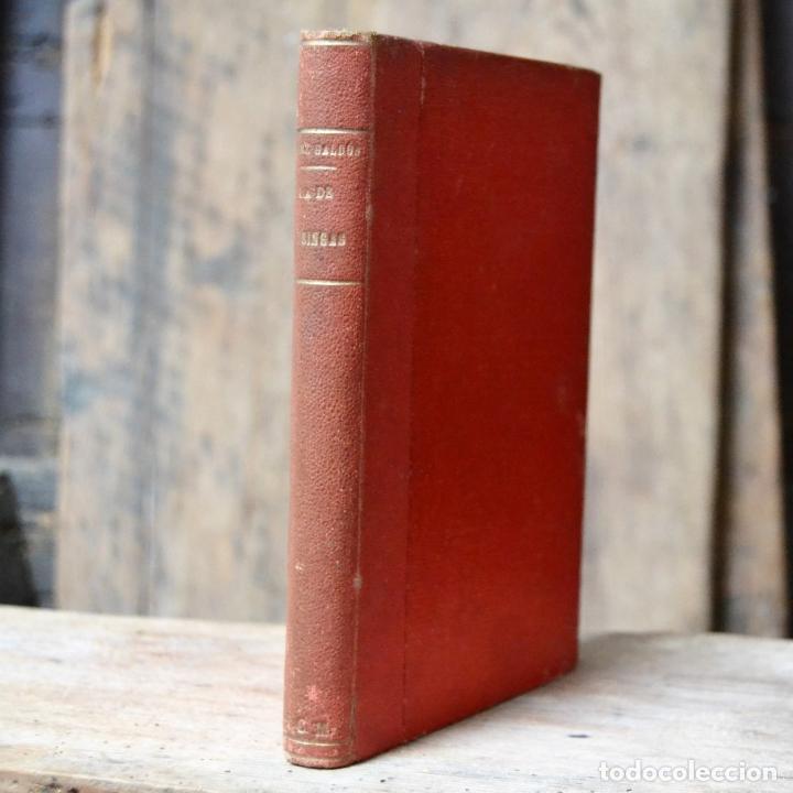Libros antiguos: LA DE BRINGAS BENITO PEREZ GALDOS * 1906 NOVELAS ESPAÑOLAS CONTEMPORANEAS * MADRID PERLADO, PAEZ - Foto 4 - 133245318