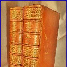 Libros antiguos: TRATADO DE LA CONCUPISCENCIA. 2 PRECIOSOS Y ELEGANTES TOMOS DE BOSSUET DE 160 AÑOS DE ANTIGÜEDAD.. Lote 133258378