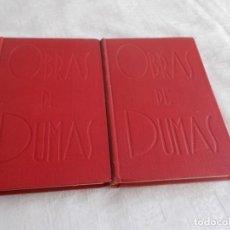 Libros antiguos: OBRAS DE DUMAS VEINTE AÑOS DESPUÉS VOL I-II AÑO 1932. Lote 133499962