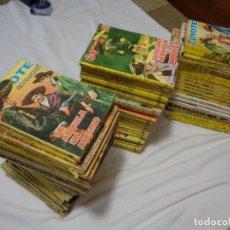 Libros antiguos: LOTE DE 80 NOVELAS EL COYOTE. Lote 133622994