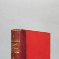 Libros antiguos: 1914.- NOVELAS EJEMPLARES I. CERVANTES. CLASICOS CASTELLANOS. Lote 133692758