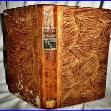 Libros antiguos: AÑO 1788: TRADUCCIÓN DE MODELOS SELECCIONADOS DE LATINIDAD. LIBRO DEL SIGLO XVIII.. Lote 133765590