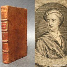 Libros antiguos: 1765 - TRABAJOS DE JONATHAN SWIFT - JOHN BULL - MOHOCKS - . Lote 133829226