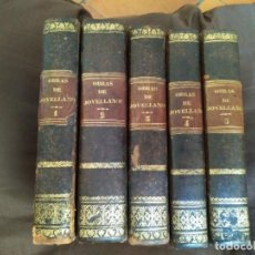 Libros antiguos: OBRAS DE DON GASPAR MELCHOR DE JOVELLANOS. 1845.. Lote 134014714