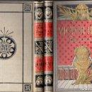 Libros antiguos: VÍCTOR HUGO : DRAMAS - DOS TOMOS (ARTE Y LETRAS MAUCCI, S.F.) COMO NUEVOS. Lote 133986902