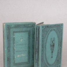 Libros antiguos: BONITO LIBRO CON SU ESTUCHE DE LOUIS JANET- LE CONTEUR MORALISTE-CON 5 GRABADOS AL COBRE, PARIS 1825. Lote 134264878