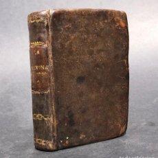 Libros antiguos: 1834 LA MALVINA - VALENCIA - LIBRERIA DE CABRERIZO. Lote 134338874