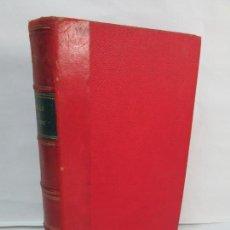 Libros antiguos: OBRAS DE JULIO VERNE. VOL. 3. EDICION CON GRABADOS. FINALES DE 1800 PRINCIPIOS DE 1900. SAENZ JUBERA. Lote 134813778